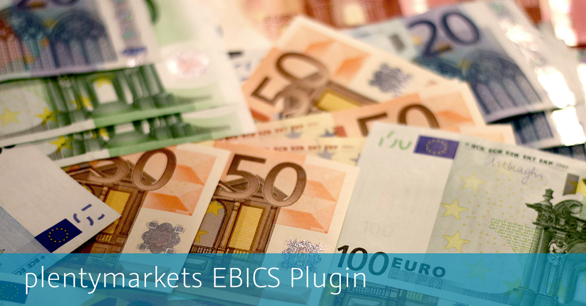 plentymarkets EBICS Plugin