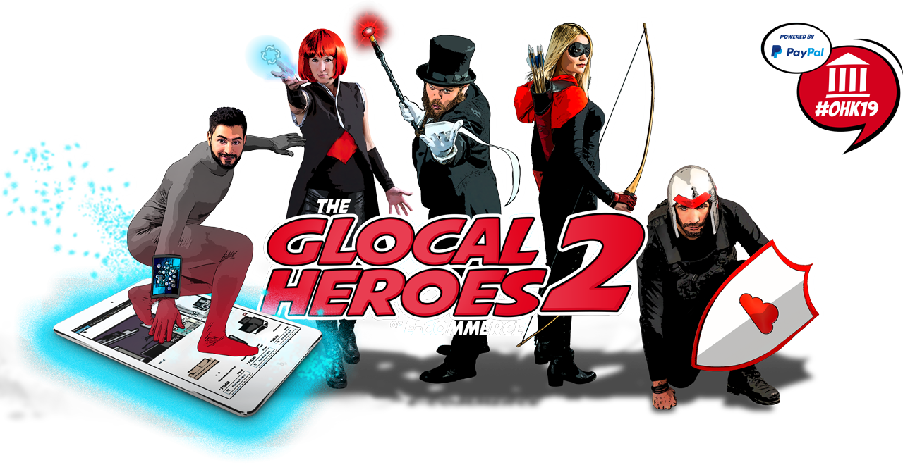 The Glocal Heroes of E-commerce 2