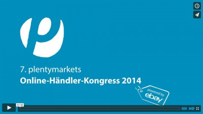 plentymarkets Keynote 2014