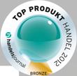 Top Produkt Handel 2012 Bronze