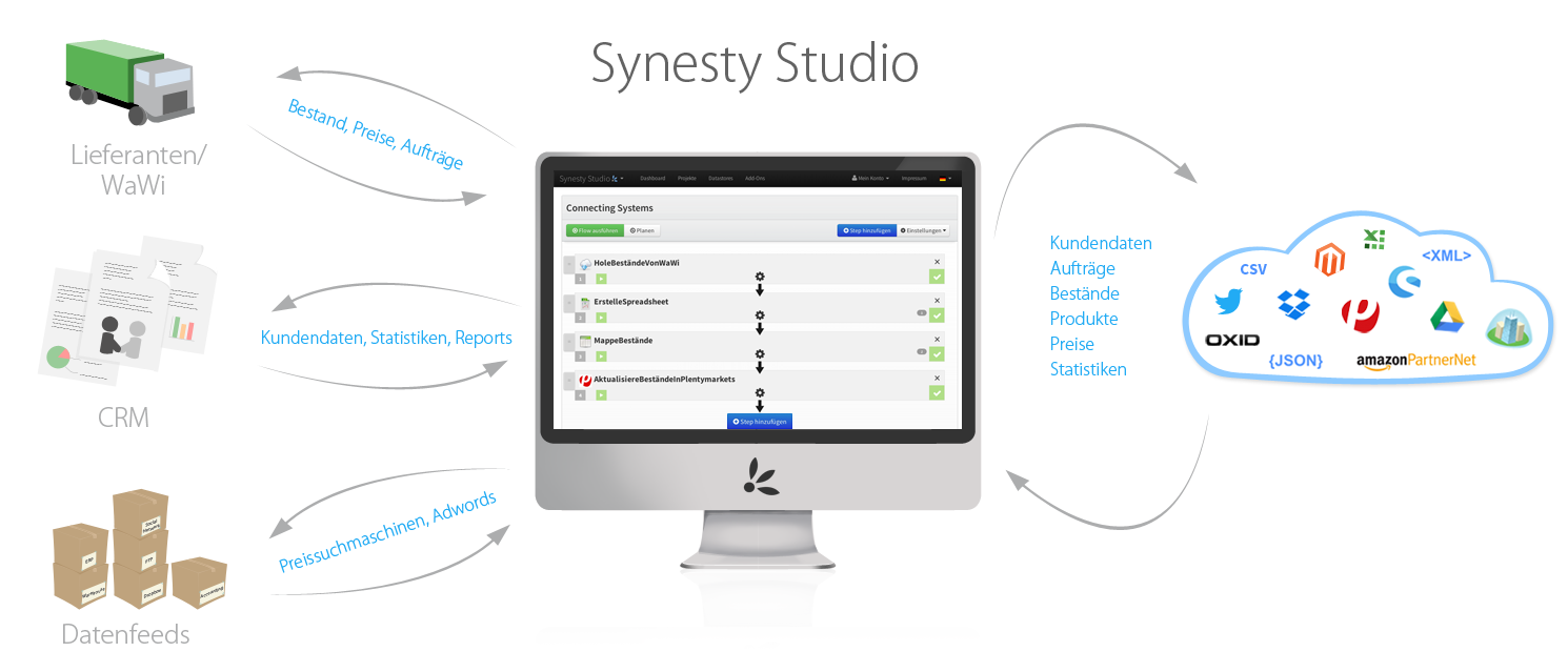 Synesty Workflow