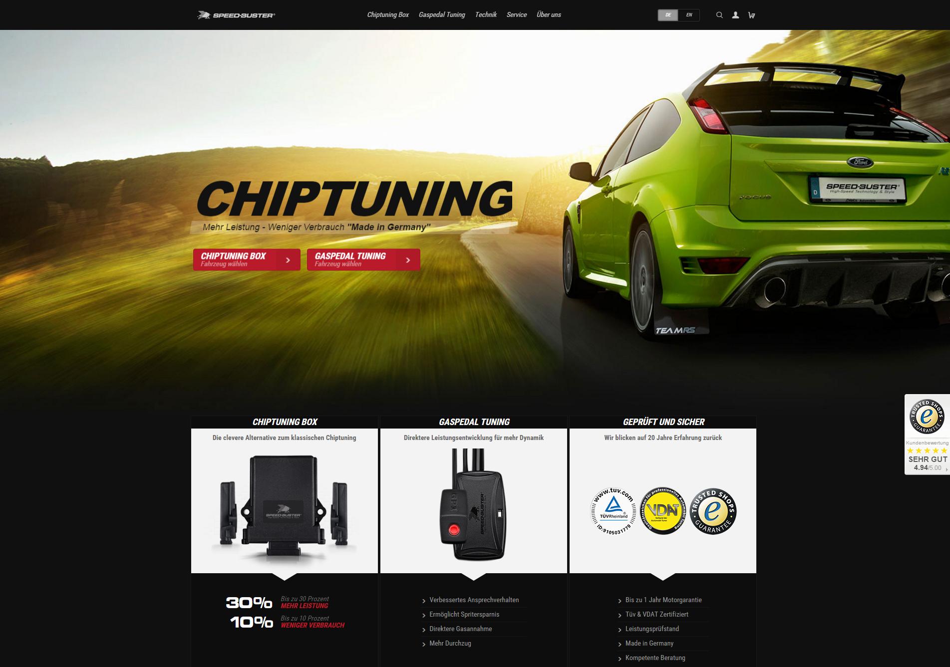 5 Webdesign Trends Für Deinen Online Shop