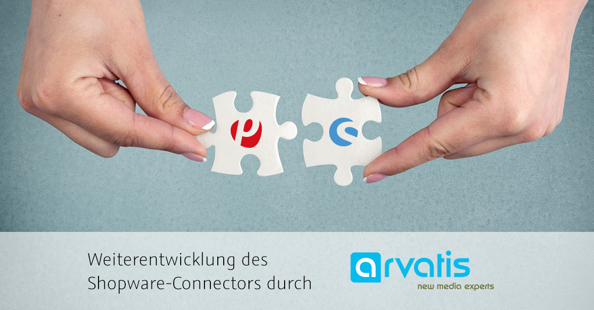 plentymarkets-Shopware-Connector arvatis