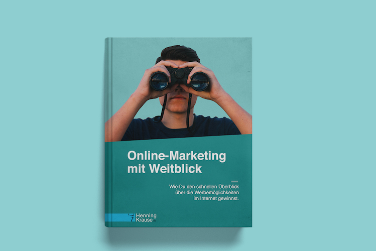 Online Marketing mit Weitblick