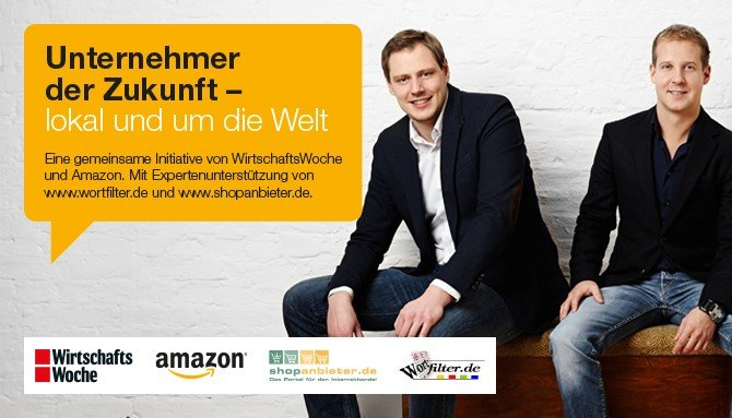 Amazon Förderprogramm