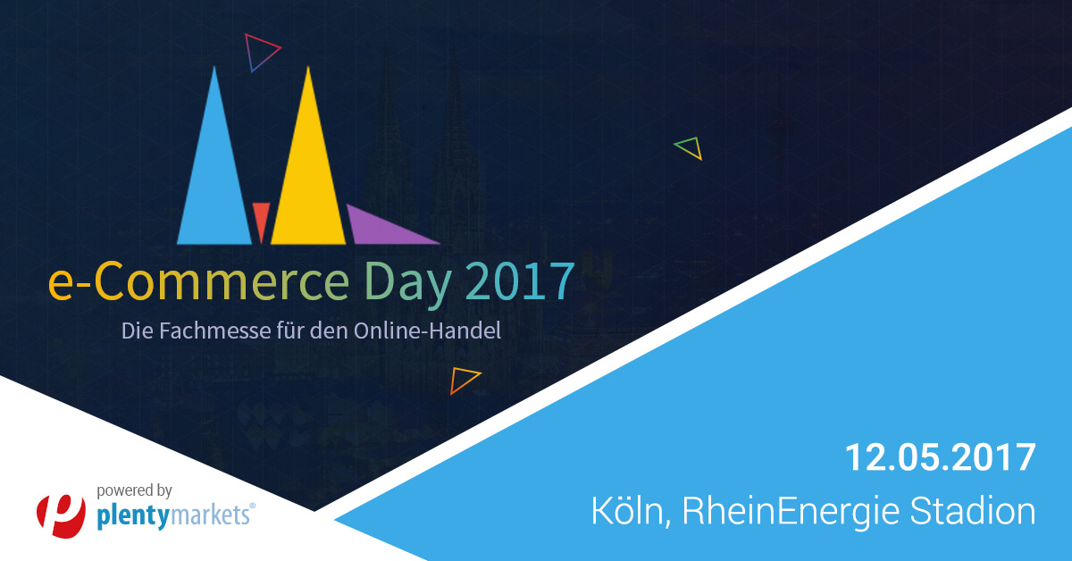 plentymarkets e-Commerce Day 2017
