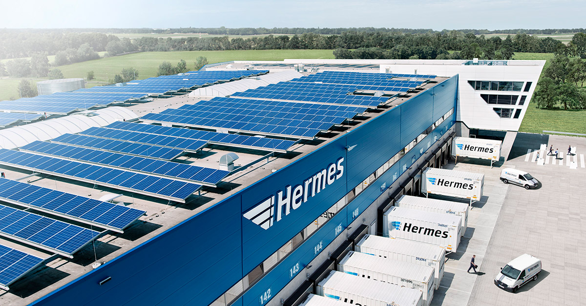 Hermes plentymarkets
