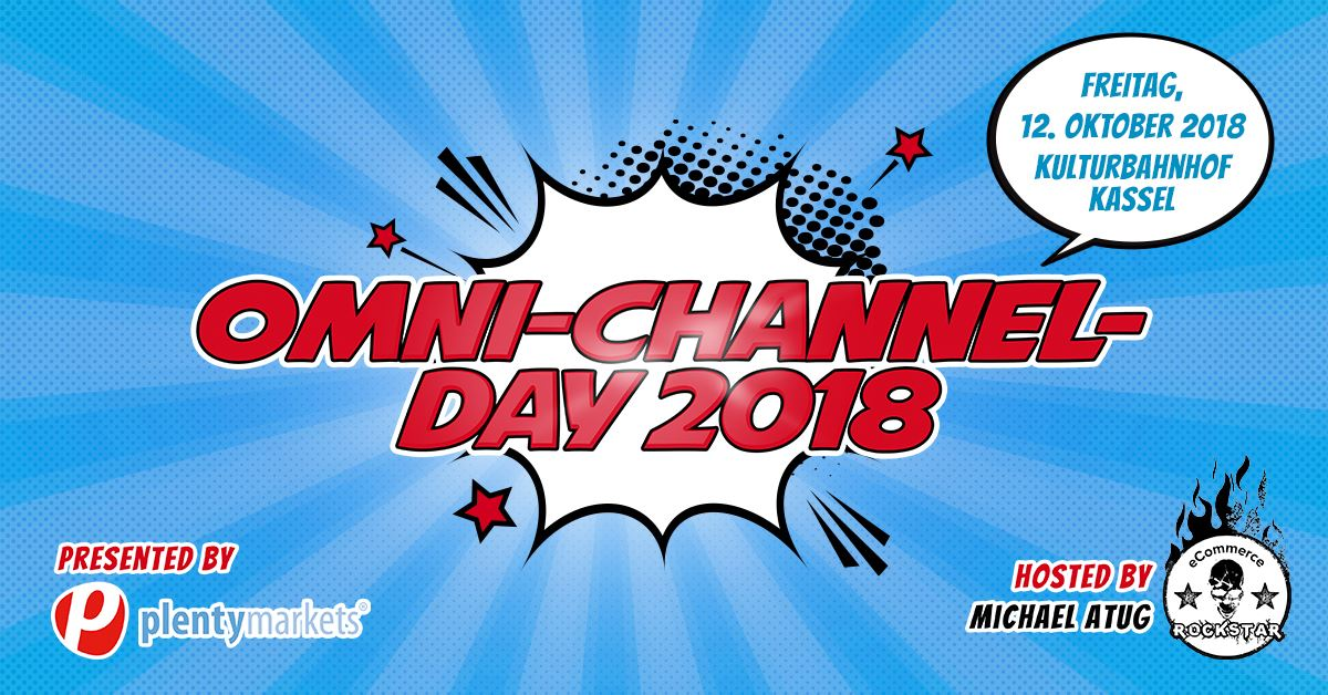 plentymarkets Omni-Channel-Day 2018
