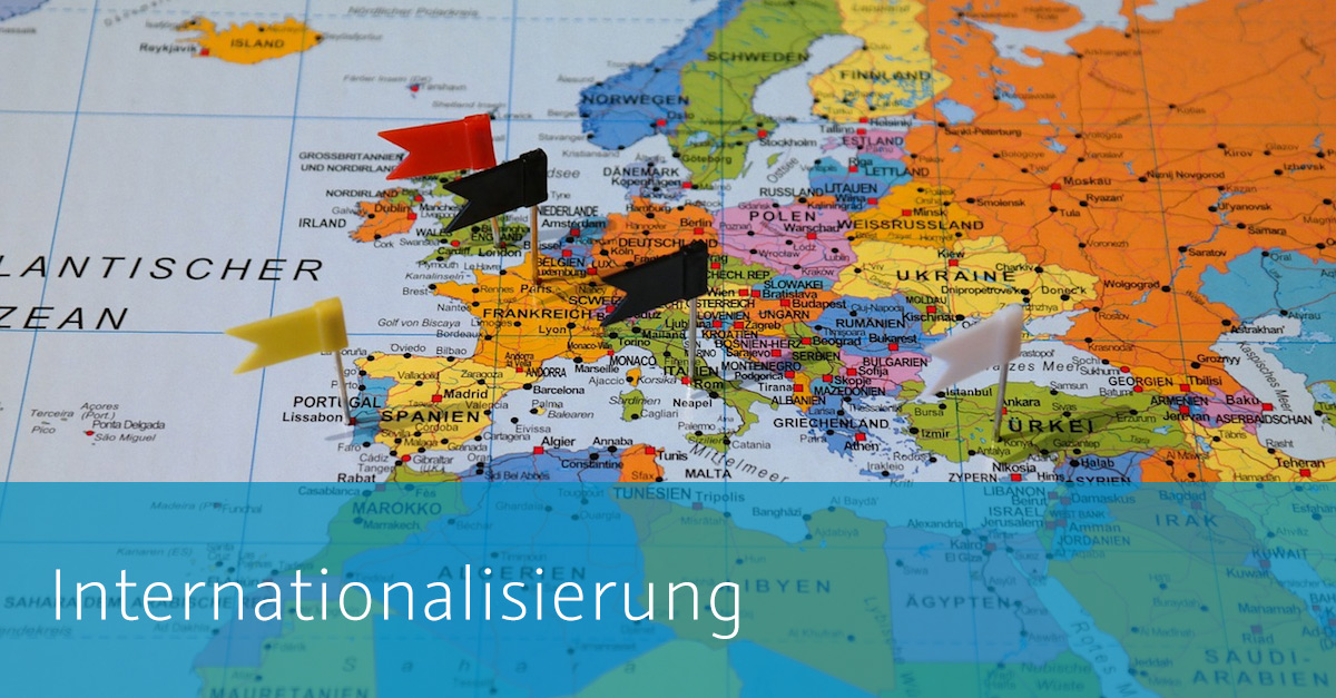 Internationalisierung im ECommerce