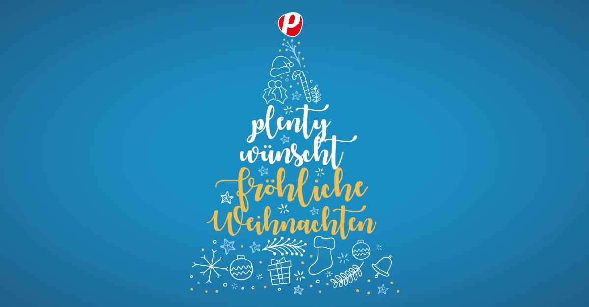 Frohe Weihnachten Und Guten Rutsch In Neues Jahr.Plentymarkets Wunscht Frohe Weihnachten Und Einen Guten