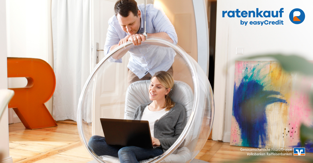 Ratenkauf easyCredit
