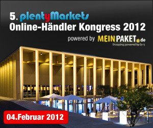 plentymarkets Online-Händler Kongress